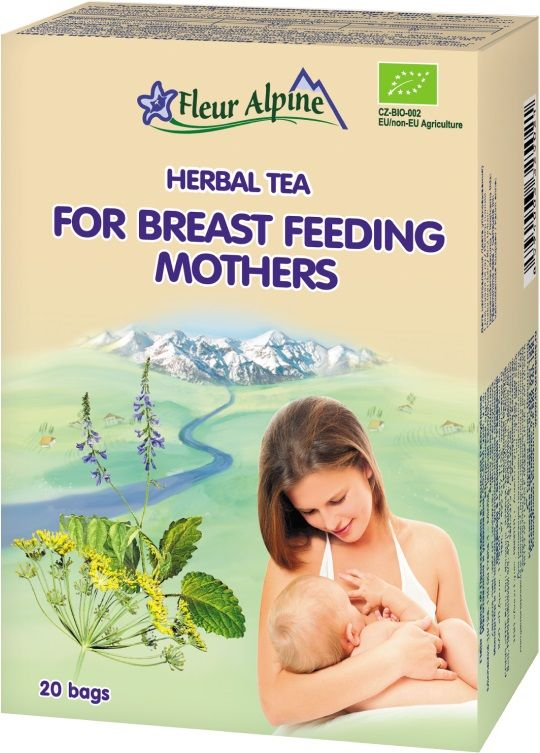 For breast feeding mothers