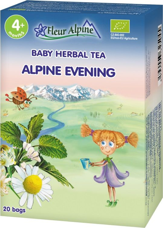 Alpine evening Baby tea